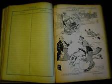agenda nouvelles galeries à la ménagère 1909