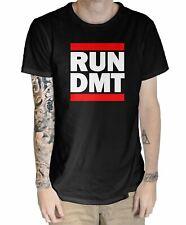 Run DMT Drug Psychedelic Mens T-Shirt