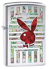 Zippo Playboy Fusion Bunny auf Wunsch mit persönlicher Gravur 60003229 Neu