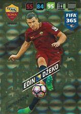 PANINI FIFA 365 ADRENALYN 2018 LIMITADO Edition Roma Edin Dzeko AS ROMA