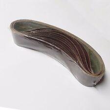 10 Stück Schleifbänder 50 x 686 mm , zur Bearbeitung von Holz und Lack