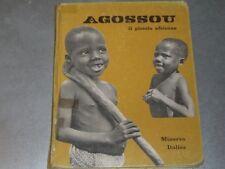 AGOSSOU - IL PICCOLO AFRICANO - DOMINIQUE DARBOIS