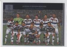 2014 #UE132 Magic Moment AS Roma-FC Bayern Munchen FC Roma Soccer Card