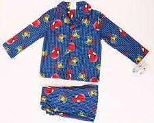 Marvel Spider-Man Kids Boys 2 Piece Pajama Set Sizes 4,6,8,10 NWT