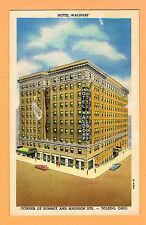 Hotel Waldorf - Corner of Summit & Madison Sts. Toledo, Ohio OH Toronto Keele St