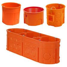 Schalterdose Unterputzdose 60 mm Mehrfachdose UP - Dose 5er 10er 50er Pack