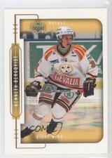 1999 Upper Deck Swedish #31 Kenneth Bergqvist Brynas IF Tigers (SHL) Hockey Card