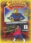 Superman Cartoons Vol. 2 - 8 Episodes (DVD, 2008) - Very Good