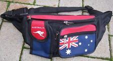 Bauch Tasche Hipbag Australien Flagge viele Taschen