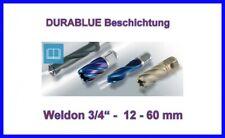 """Ruko BlueLine HSS Kernbohrer 3/4"""" Weldon 12 - 36 mm Schnitttiefe 55 mm HSS XE Ke"""