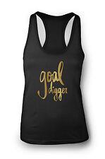 Goal Digger Gym Vest Women Racerback Workout Vest Sports Top Clothes