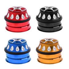 Bike Headsets Threadless 1 1/8'' Headset Top Cap External Bearing Headsets