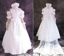 H-560 s/M/L/xl/xxl sailor moon wedding Bunny usagi tsukino cosplay mariée-robe