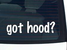 got hood? FAMILY TREE REUNION LAST NAME SURNAME DECAL STICKER CAR WALL CUTE