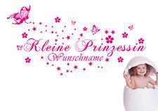 Parete Tatuaggio Stanza dei Bambini piccola principessa Wall immagine 11
