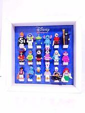 Disney Blue Acrylic display frame for Minifigures