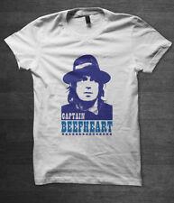 Captain Beefheart T shirt music rock n roll Tom Waits Frank Zappa