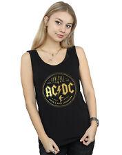 AC/DC Damen Rock N Roll Damnation Muskelshirt