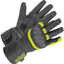 Büse ST Match Handschuh schwarz / gelb Motorradhandschuh wasserdicht