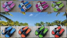 Badelatschen Badeschuhe Kinder Jugendliche Strandschuhe,Sauna Mädchen  Gr.30-41
