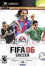 FIFA Soccer 06 (Microsoft Xbox, 2005)