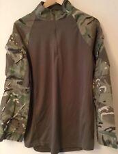British Army MTP Green woodland UBAC shirts