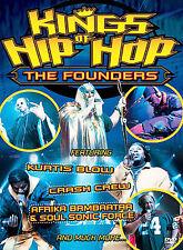 Kings of Hip Hop: The Founders DVD Region 1