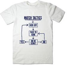 Match Tactics, Pass to Kane- Funny Tottenham FC Football T-shirt