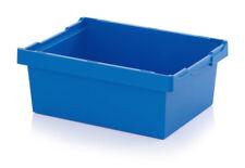 Kunststoffkiste 60x40x22 Lagerbox*600x400x220*Mehrweg Behälter*Werkstatt*Kiste*
