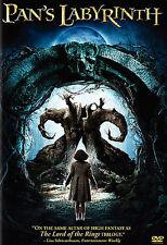 Pan's Labyrinth (DVD, 2007) Movie subtitled oscar winner