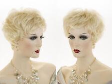Natural look Premium Quality Short Wavy Modern Layered Shag Style Wig Kanekalon