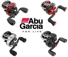 ABU GARCIA REVO - 8 Linkshand Modelle - MGXTREME STX SX - Multirolle Baitcast