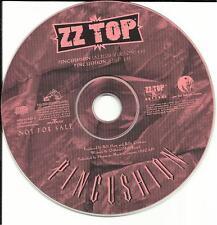 ZZ TOP Pincushion w/ RARE EDIT PROMO radio DJ CD single 1994 MINT