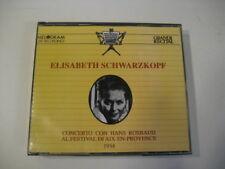 ELISABETH SCHWARZKOPF Melodrama Live Recordings 2-CD