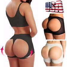 US New Butt Lifter Body Shaper Bum Lift Pants Buttocks Enhancer Shorts Booty HW