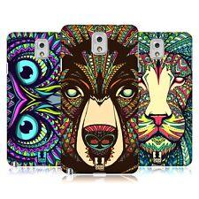 HEAD CASE DESIGNS AZTEC ANIMAL FACES HARD BACK CASE FOR SAMSUNG PHONES 2
