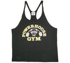 PH300 Powerhouse Gym mens y-back string tank