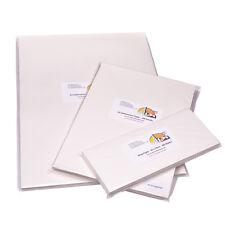 100 A3, A4, Taza Pre-Cortado 24 X 10cm, papel de sublimación para la transferencia de calor de prensa Sub