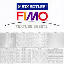 FIMO Accessori FOGLIO STRUTTURA Texture Sheet 168x150 mm *8 VARIANTI DIVERSE*