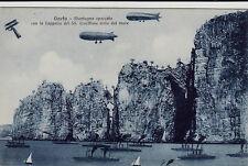 #GAETA: MONTAGNA SPACCATA- CON LA CAPPELLA DEL SS. CROCEFISSO VISTO DAL MARE