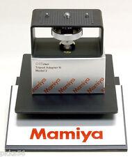 Mamiya 645 PRO TL / PRO / SUPER / Mamiya 6, MF6, 7, 7 II TRIPOD ADAPTER N-2