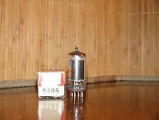 Vintage Rca 5686 Black Plates Stereo Tubes Nib 1960 #1208 160 23