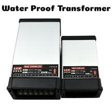 Rainproof IP45 LED Driver Power Supply  240V DC12V for LED Strip Transformer