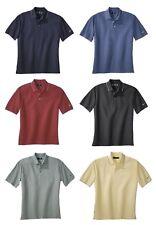 NIKE GOLF Men's Dri-Fit Textured Polo Sport Shirts Tipped Trim- Sizes XS, S, M