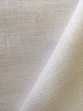 Premières naturelles 32 Comte Zweigart Belfast Tissu de Lin 50 x 140 cm