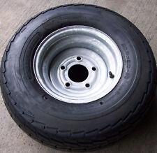 1) 20.5x8.0-10 Pop up Camper Utility Pontoon Boat Trailer Tire Rim Wheel 6pr