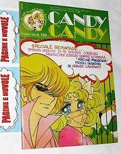 CANDY CANDY n. 132 - anno 4° - 1° ed. 1983 (no inserto lady oscar)