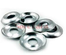 LOT50 M4x2x13.8mm M5x1.9x14.2mm M6x1.8x14.2mm Zinc Plated Countersunk Washers
