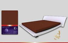 Premium Frottee Spannbetttuch / Spannbettlaken 200x200  Bettlaken Top Qualität