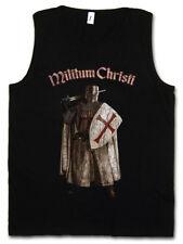 TEMPLAR III TANK TOP Cross Templerkreuz Knight Ritter Ordo Orden Kreuzritter